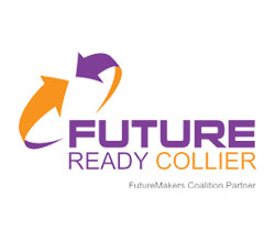 Future Ready Collier Logo