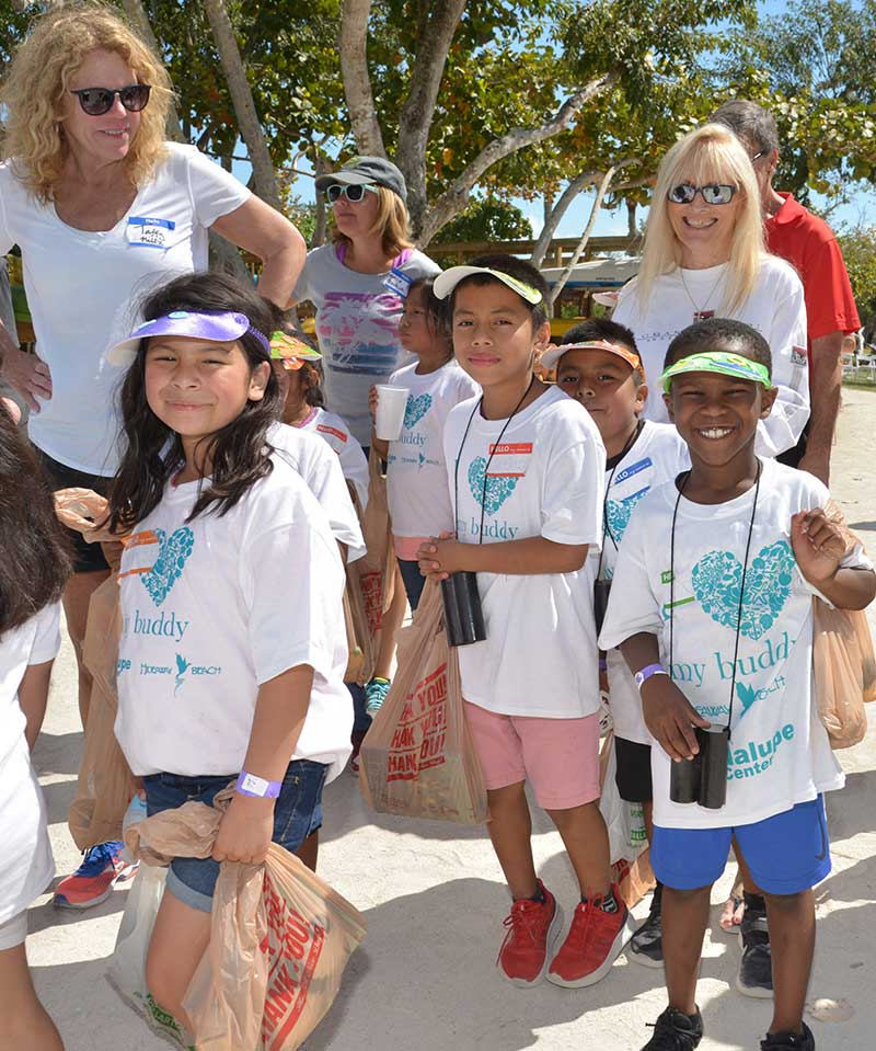 Volunteer with Guadalupe Center