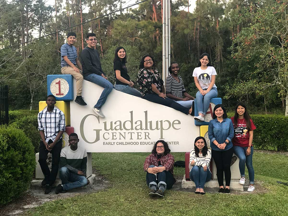Guadalupe Center Team