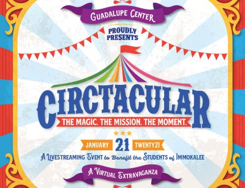 Guadalupe Center announces sponsorship opportunities for Circtacular virtual fundraising extravaganza