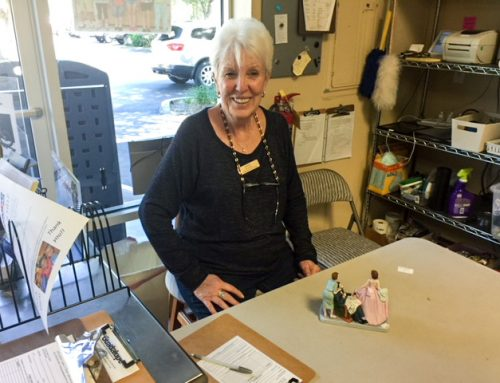 Guadalupe Resale Shop needs volunteers for high season
