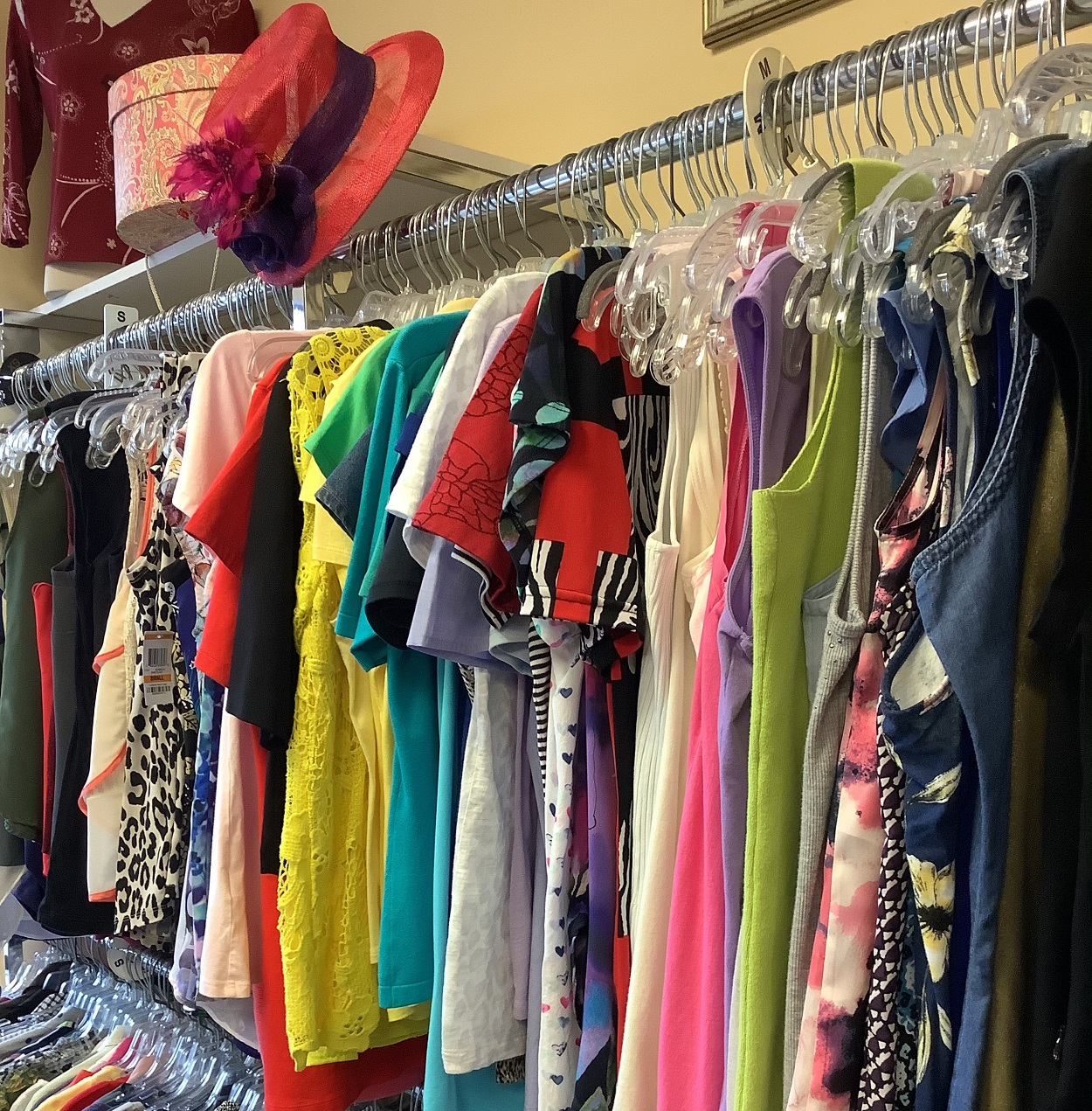 guadalupe resale shop inventory